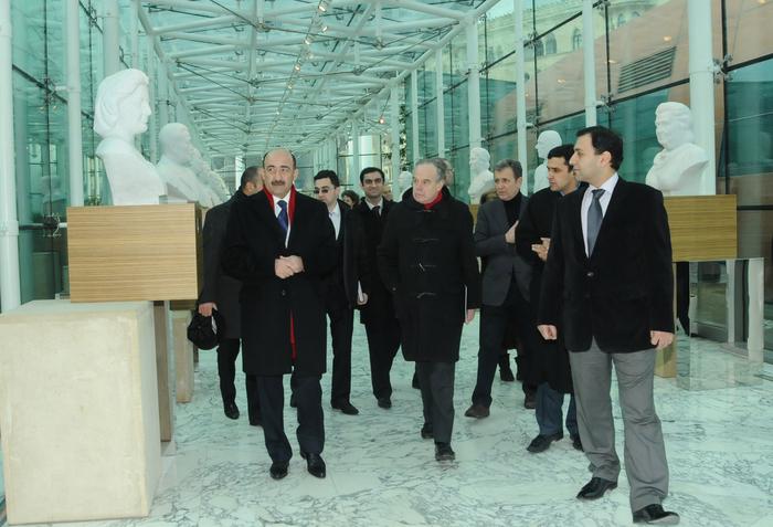 Rencontre azerbaijan